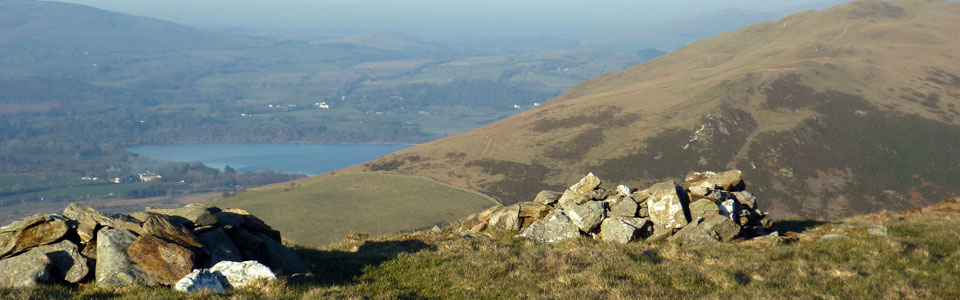 Photo: view over Bassenthwaite