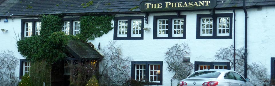 Great pubs nearby